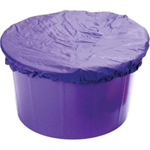 Lincoln Feed Bucket Cover (Purple)