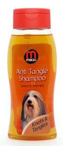 Mikki Anti Tangle Shampoo (400ml Bottle)