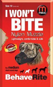 Mikki Nylon Muzzle (Size 10)
