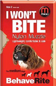 Mikki Nylon Muzzle (Size 2)