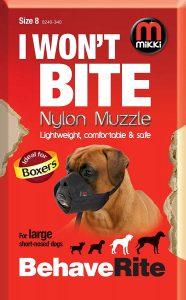 Mikki Nylon Muzzle (Size 8)