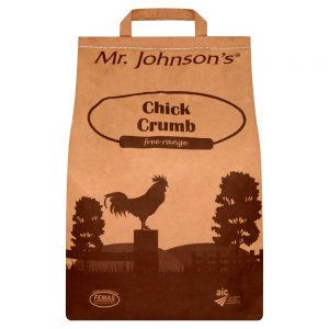 Mr. Johnson's Chick Crumb (20kg)