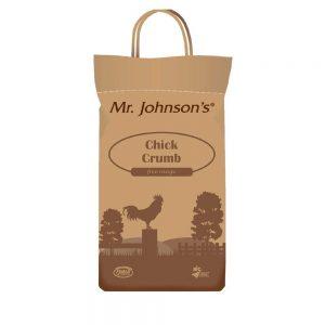 Mr. Johnson's Chick Crumb (5kg)