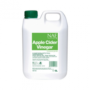 NAF Apple Cider Vinegar (5 Litre)