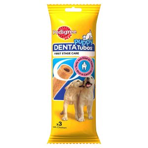 Pedigree DentaTubos Puppy Treats (3 Sticks)