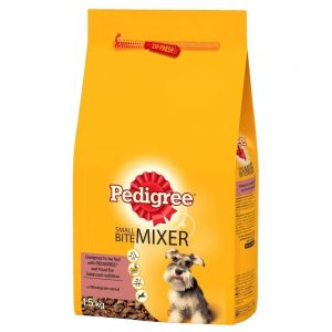 Pedigree Small Bite Mixer (1.5kg)
