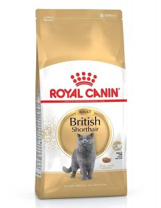 Royal Canin® British Shorthair Adult Dry Cat Food (4kg)