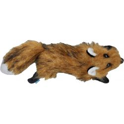 Soft Roadkill Red Fox Toy | Size: 45cm | Dog Toys