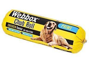 Webbox Prime Chub Roll Chicken (6 x 800g)