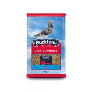 Bucktons Diet Supreme Pigeon Feed | Size: 20kg | Bird Food