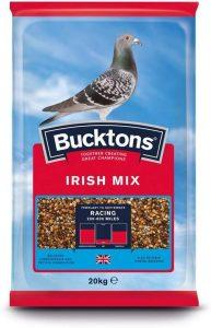 Bucktons Irish Mix Pigeon Feed | Size: 20kg | Bird Food