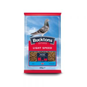 Bucktons Light Speed Pigeon Feed | Size: 20kg | Bird Food