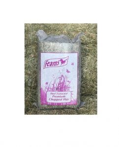 Fearns Farm Premium Chopped Hay | Size: 10.5kg | Horse Food