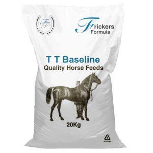 Frickers Formula TT Baseline | Size: 20kg | Horse Food