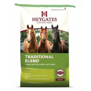 Heygates Traditional Blend Horse Coarse Mix | Size: 20kg | Horse Food