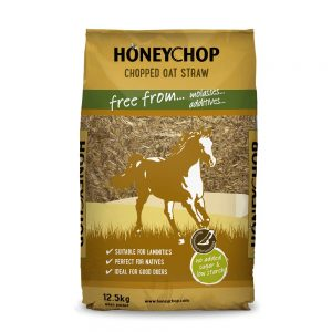 Honeychop Chopped Oat Straw | Size: 12.5kg | Horse Food