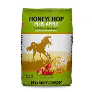 Honeychop Plus Apple | Size: 12.5kg | Horse Food