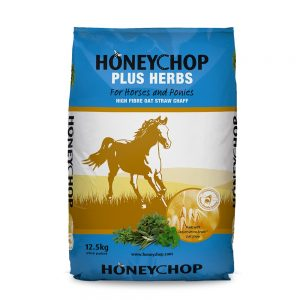 Honeychop Plus Herbs | Size: 12.5kg | Horse Food