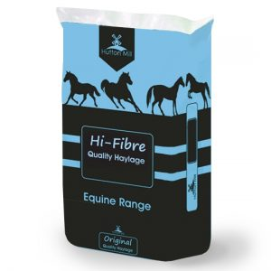 Hutton Mill Hi-Fibre Haylage | Size: 20kg | Horse Food