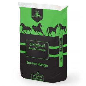Hutton Mill Original Haylage | Size: 20kg | Horse Food