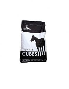 Hutton Mill Thrifty Cubes | Size: 20kg | Horse Food