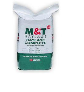 MS&TJ Haylage Complete | Size: 18-20kg | Horse Food