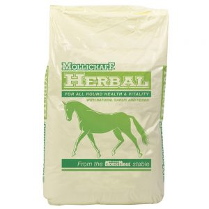 Mollichaff Herbal | Size: 12.5kg | Horse Food