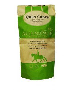 Allen & Page Quiet Cubes | Size: 20kg | Horse Food