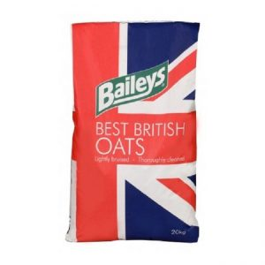Baileys Bruised Best British Oats | Size: 20kg | Horse Food