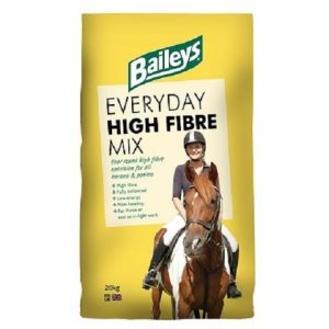 Baileys Everyday High Fibre Mix | Size: 20kg | Horse Food
