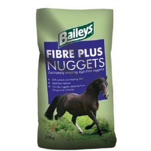 Baileys Fibre Plus Nuggets | Size: 20kg | Horse Food