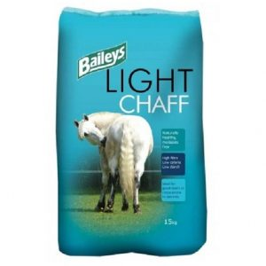 Baileys Light Chaff | Size: 15kg | Horse Food