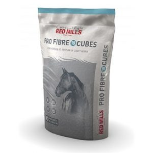 Connolly's Red Mills Pro Fibre 10 Cubes | Size: 20kg | Horse Food