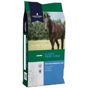 Dodson & Horrell Classic Fibre Cubes | Size: 20kg | Horse Food