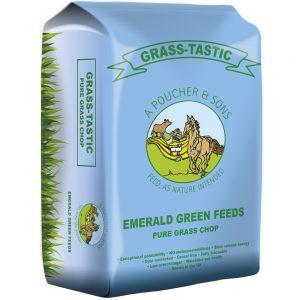 Emerald Green Feeds Grass-Tastic | Size: 12.5kg |  Horse Food