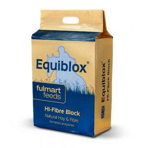 Fulmart Feeds Equiblox Hi Fibre | Size: 12kg | Horse Food