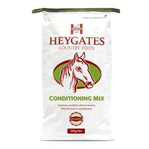 Heygates Horse & Pony Conditioning Mix | Size: 20kg | Horse Food