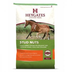 Heygates Stud Nuts | Size: 20kg | Horse Food