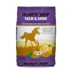 Honeychop Calm & Shine | Size: 12.5kg | Horse Food