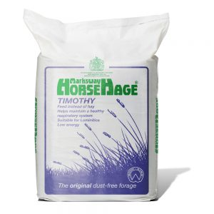 HorseHage Timothy Purple | Size: 23.8kg | Horse Food