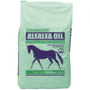 Mollichaff Alfalfa Oil | Size: 15kg | Horse Food