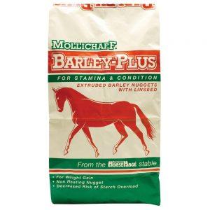 Mollichaff Barley Plus | Size: 20kg | Horse Food