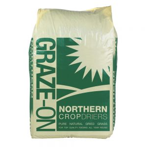 Northern Crop Driers Graze On Grass | Size: 15kg | Horse Food