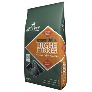 Spillers High Fibre Cubes | Size: 20kg | Horse Food