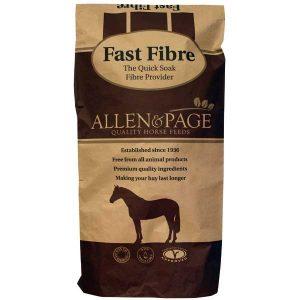 Allen & Page Fast Fibre | Size: 20kg | Horse Food