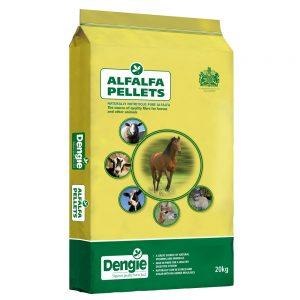 Dengie Alfalfa Pellets | Size: 20kg | Horse Food