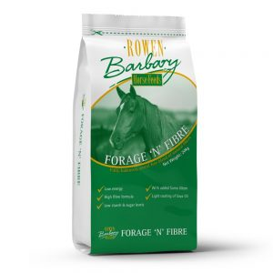 Rowen Barbary Forage 'N' Fibre | Size: 20kg | Horse Food