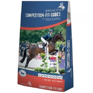Saracen Competition Fit Cubes | Size: 20kg | Horse Food