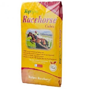 TopSpec Racehorse Cubes | Size: 20kg | Horse Food