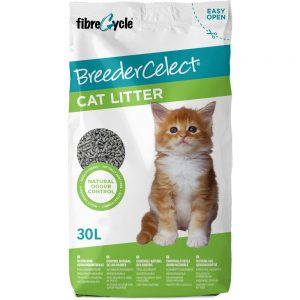 Breeder Celect Cat Litter (30 Litre)